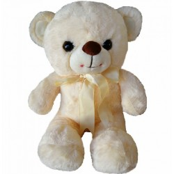 Maylee Sweet Big Plush Teddy Bear 60cm (Peach)