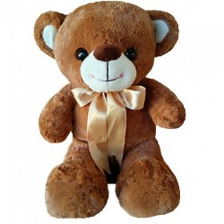 Maylee Sweet Plush Teddy Bear 28cm (Brown)
