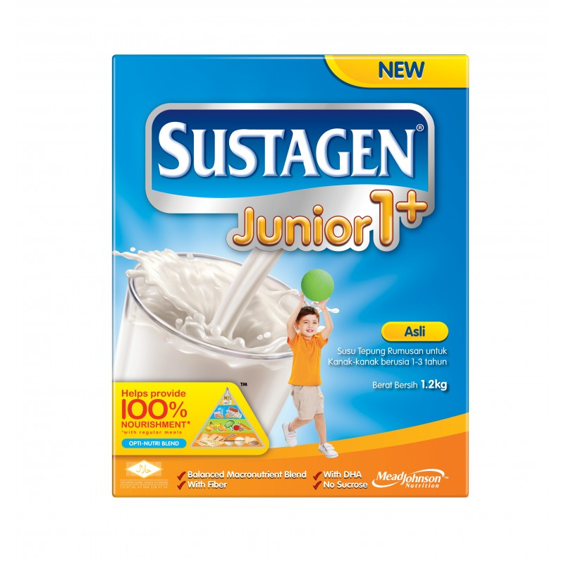 Sustagen Jr 1 Original 1 2kg Food