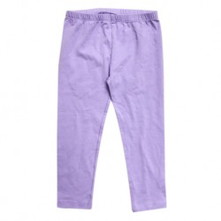 Mini Pink Toddler Girl Fashion Solid Colour Light Purple Legging Tight (VNCP22416-90044T)