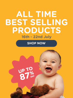 ALL TIME BEST SELLING PRODUCTS