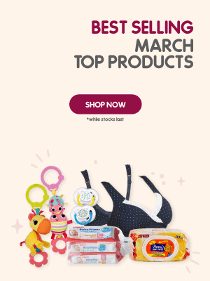 March Top Pick Products