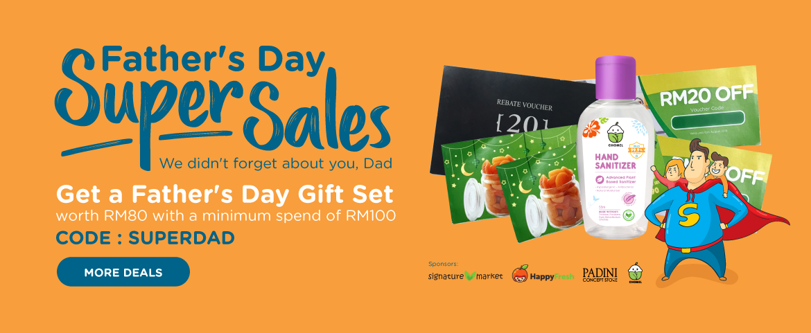 Father's Day Super Sales