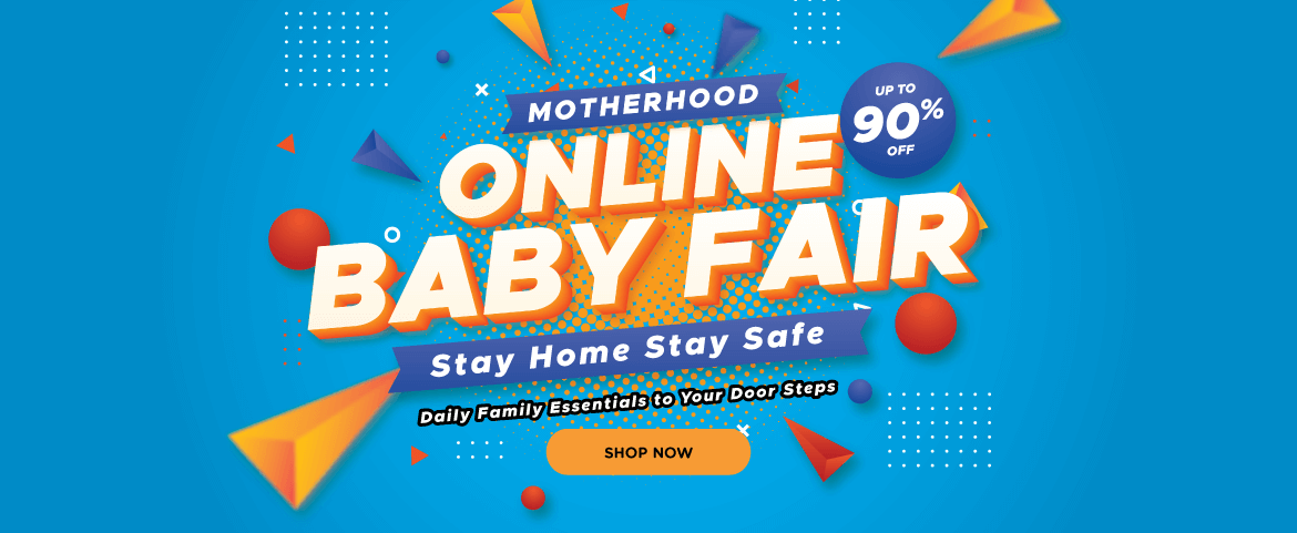 Motherhood Online Baby Fair