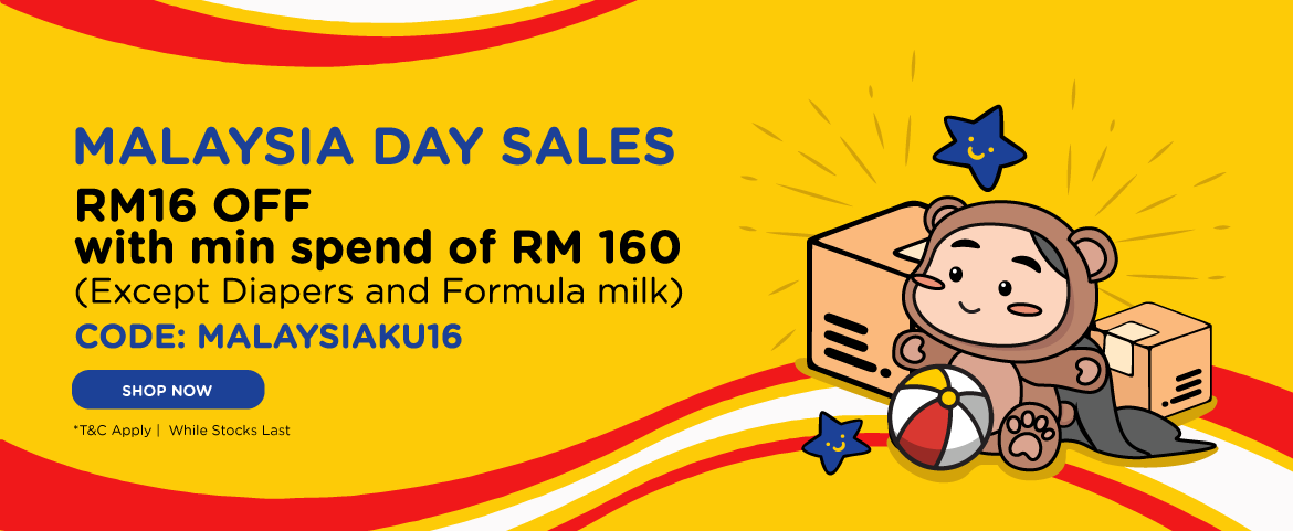 MALAYSIA DAY SALES