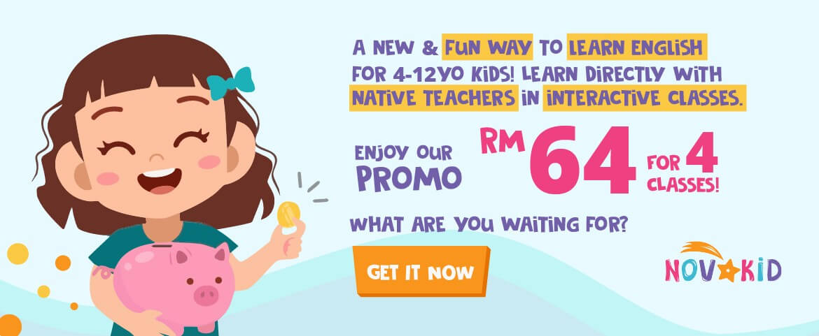Interactive Classes by Novakid