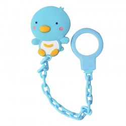 PUKU Baby Pacifier Soother Chain Blue P11105B