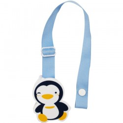 PUKU Logo Baby Soother Pacifier Chain Clip P11102