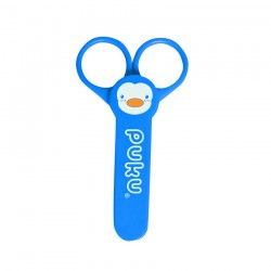 Puku Safety Baby Scissors - Blue P16707-299