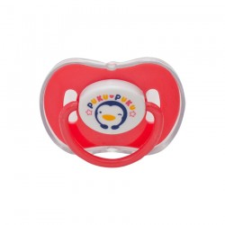 Puku Baby Pacifier 0m+ (New Born) - Red P10306-812