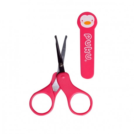 Puku Safety Baby Scissors - Pink P16707-399