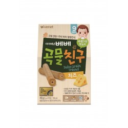 Ivenet Bebe Grain Friend - Cheese (40g)