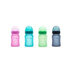 Everyday Baby Milkhero Shatter Protection - Glass Baby Bottle 150ml