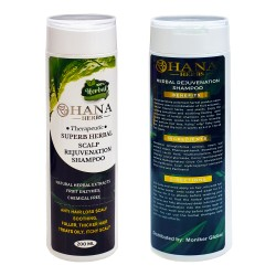 Ohana Herbs Herbal Anti Dandruff Post Partum Anti Hair Loss Shampoo