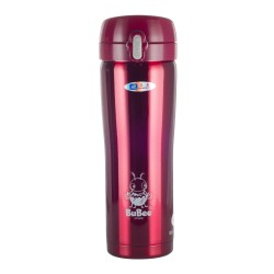 BUBEE N-500E Vacuum Bottle (Red)