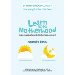 Motherhood Flash Card (Opposite) - Series 1