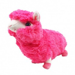 Inky Plush Collection Plush Pencil Case (Pink Llama)