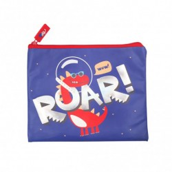 Inky Plush Collection Pencil Case (Roar Space)