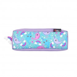 Inky Pencil Case (Magic Narwhal)