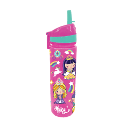 Inky Water Bottle (Princess)