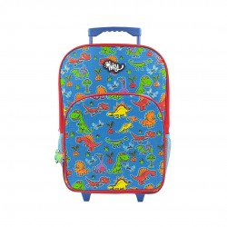 Inky Trolley Bag (Dinosaur)