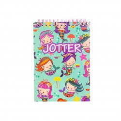 Inky  Wiro Jotter (Mermaid)
