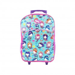 Inky Trolley Bag (Mermaid)