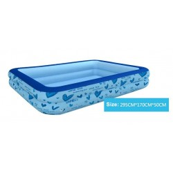 Unme Big Pool 295cm (Blue)