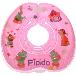 Pipido Premium Neck Float (Circus Pink)