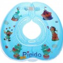 Pipido Premium Neck Float (Circus Blue)