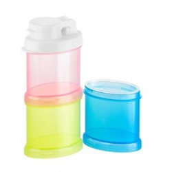 Kidsme 3 Layer Milk Powder Container