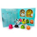 Kidsme Welcome Baby Gift Set