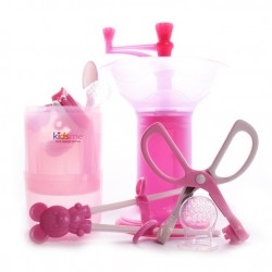Kidsme Travel Combo - Pink