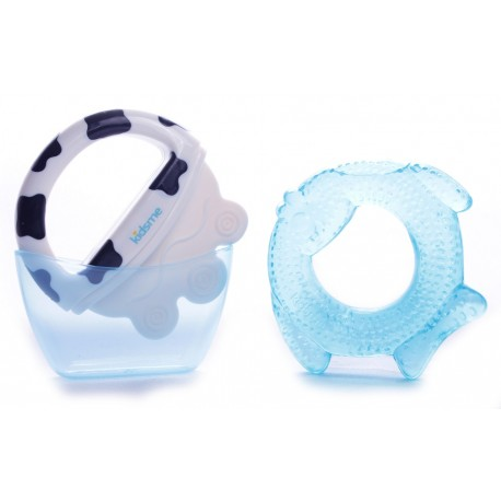 Kidsme Teether Combo -Sky