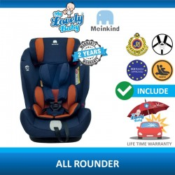 Meinkind All Rounder Isofix Car Seat