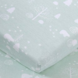 Comfy Baby Living Fitted Sheet 24 x 48 (S)