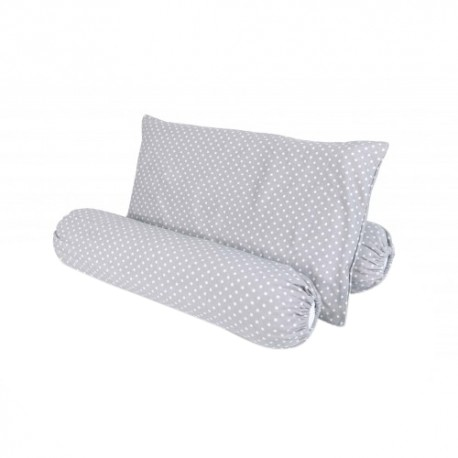 Comfy Living Bolster & Pillow Set - 25 x 40 (S)