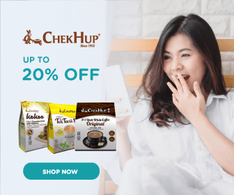 Chek Hup Promotion