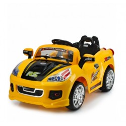 My Dear Hot Sport Super Racing Car- Yellow