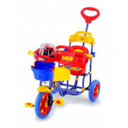 My Dear Family Tricycle (Twin Seat)