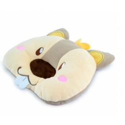 My Dear Soft Pillow (Soft Color, Beige, Brown)