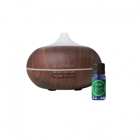 Narinar I Believe I Can Fly Diffuser 300ml (Dark Wood)