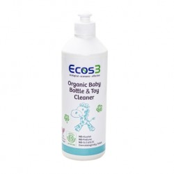 Ecos3 Organic Baby Bottle & Toy Cleaner 500ml