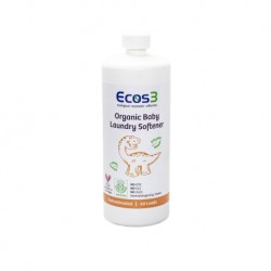 Ecos3 Organic Baby Laundry Softener 1000ml