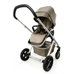Nuna Stroller IVVI with Carry Cot / Bassinette (Safari)