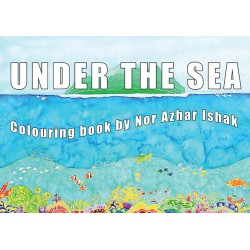 OYEZ Under The Sea - Colouring Book