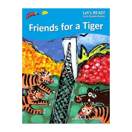 OYEZ Friends For A Tiger	  (2009)  (2015