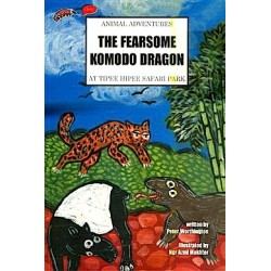 OYEZ The Fearsome Komodo Dragon  (2008)  (2015)