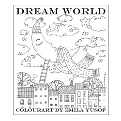 OYEZ Colourart by Emila Yusof - Dream World