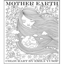 OYEZ Colourart by Emila Yusof - Mother Earth